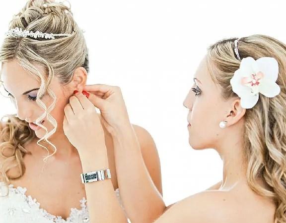 Braut Make Up Und Brautfrisur Fur Deine Hochzeit 2021